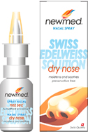 newmed Nasal Spray for a dry nose