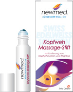 newmed Kopfweh Massage-Stift
